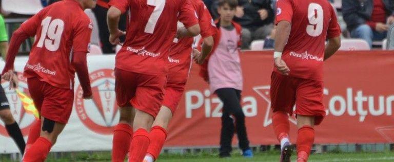 Fostul utist Cipri Rus va juca în Liga 1, la Târgu Mureş
