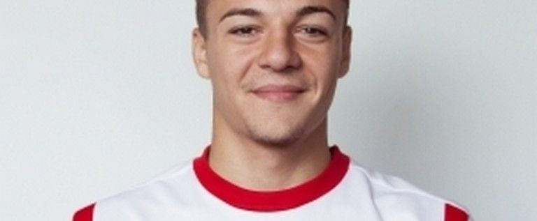 Arădeanul Adrian Petre a marcat pentru naţionala sub 18 ani