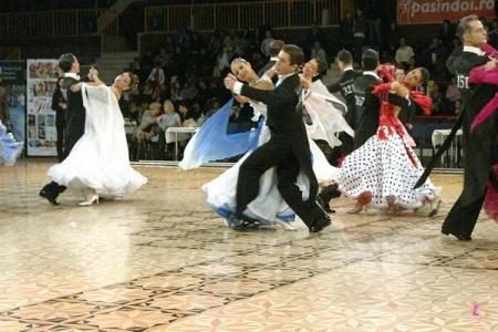 Regal de dans sportiv, sâmbătă, la Arad