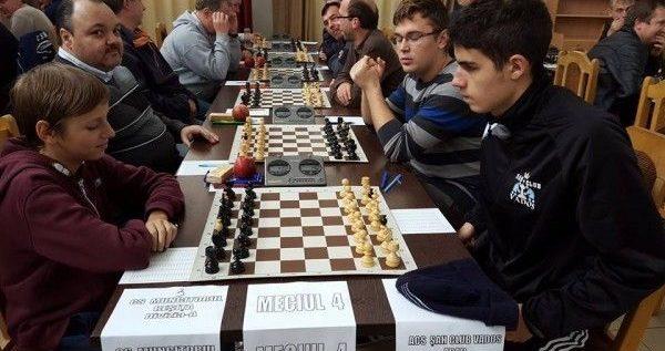 În week-end se decide campionul județean la șah