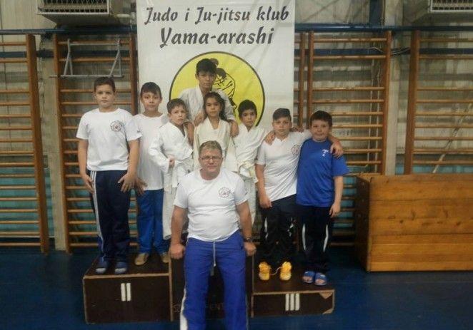 Judoka aradeni au fost prezenti in diferite turnee, in acest weekend