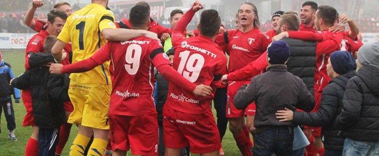 Pragmatica UTA câştigă derby-ul arădean din Liga a II-a