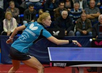 Daniela Dodean-Monteiro joacă la Openul Ungariei