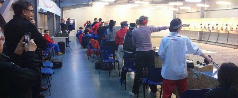 Pistolarii CSM-ului au obținut locuri fruntașe la Arad
