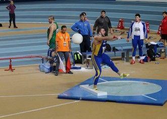 Atletul Andrei Gag cucereşte un nou titlu naţional