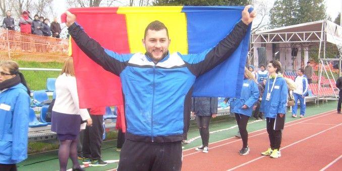 Arădeanul Andrei Gag e cel mai bun atlet român în 2016!
