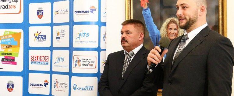 Andrei Gag a fost recompensat financiar de Federație