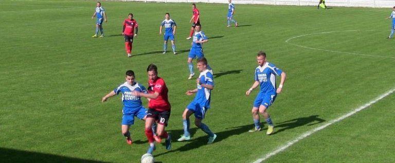 Duel arădean pe malul Crişului, în etapa din Liga 3