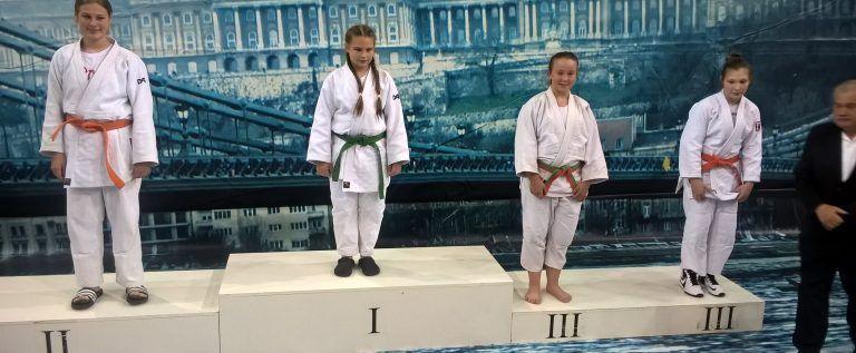 Judoka CSM-ului s-au remarcat pe tatami, în Ungaria