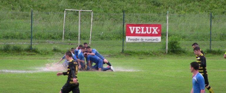 Și-au luat revanșa în campionat: Șoimii Lipova – Progresul Pecica 1 – 2 (0 – 0)