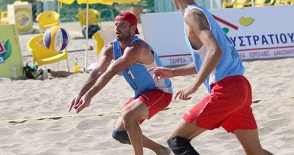 Mascovits şi Laza fac din nou echipă în voleiul pe plajă
