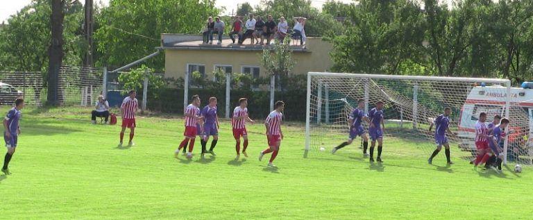 Un succes care înclină puțin balanța calificării în Liga 3! Gloria Lunca Teuz Cermei – Viitorul Feleacu 1-0 (0-0)