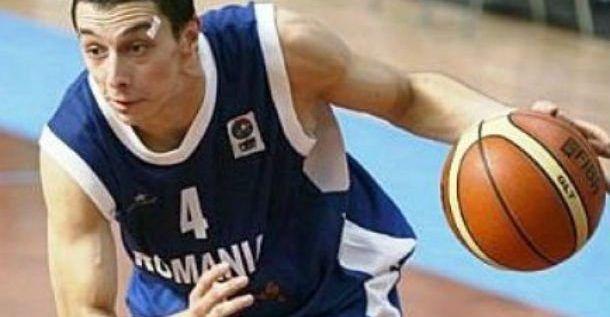 Andrei Mandache e campion naţional cu CSM Oradea