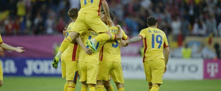 Franţa – România, meciul inaugural al Campionatului European