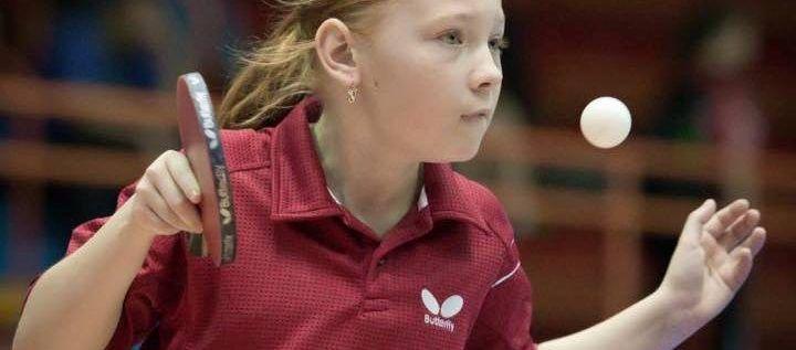 Adela Strună a evoluat bine la Top 12 junioare III