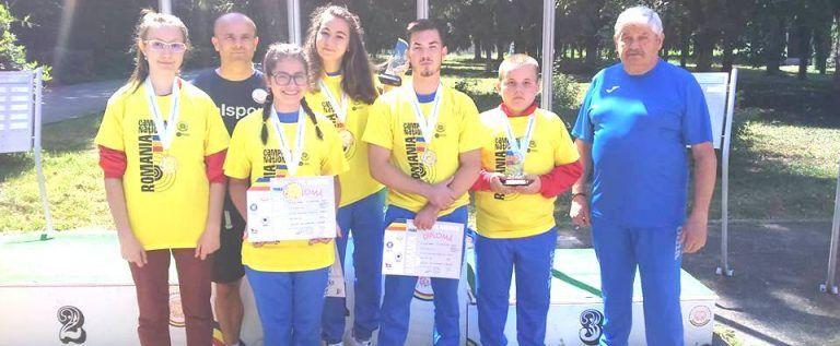 Pistolarii juniori ai CSM-ului au ţintit medalii naţionale