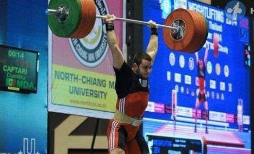 Aradul va fi reprezentat la JO 2016 şi de un halterofil