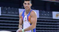 Adelin Kotrong ia startul la Europeanul de gimnastică