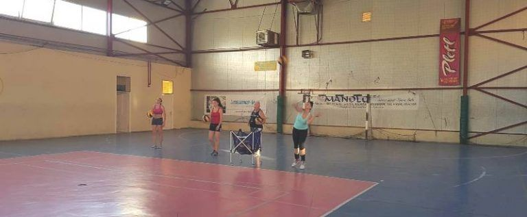 Pregătirile pentru Divizia A2 la volei feminin încep la Lipova