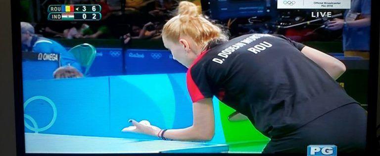 Dana Dodean a debutat cu victorie la Jocurile Olimpice