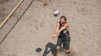 Fan Arad a câştigat turneul de beach-volley de pe Criş
