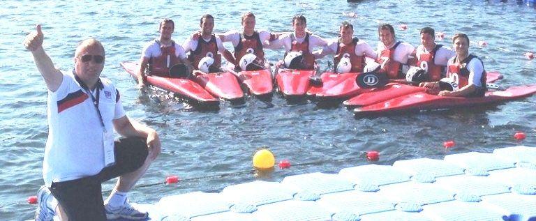 Budurean vrea să fie pe val la Mondialul de canoe polo
