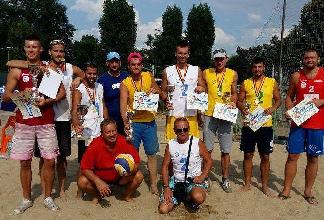 Trofeul Fan Tour Open Arad a ajuns în mâna sîrbilor