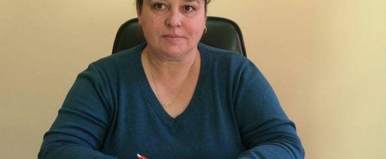 Lucia Mihalache, director cu acte în regulă la CSM Arad