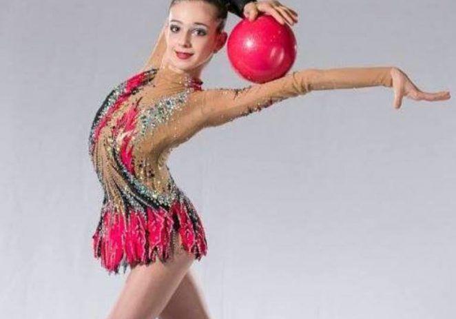 Gimnasta Sonia Ichim, lăudată de o mare campioană