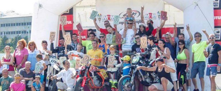 Sorin Trăistaru a redevenit campion naţional la supermoto