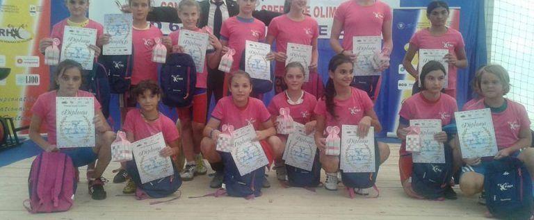 Halterofilii CSM-ului au cucerit nouă medalii la Naţionale