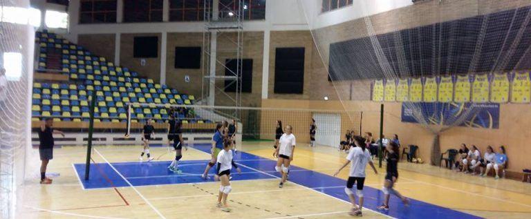 """Tradiţie în Trofeul """"Sportul pentru Toţi"""" la volei"""