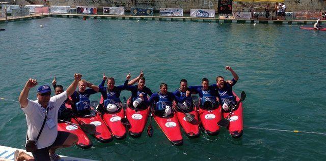 Budurean a luat locul şapte la Mondialul de canoe polo