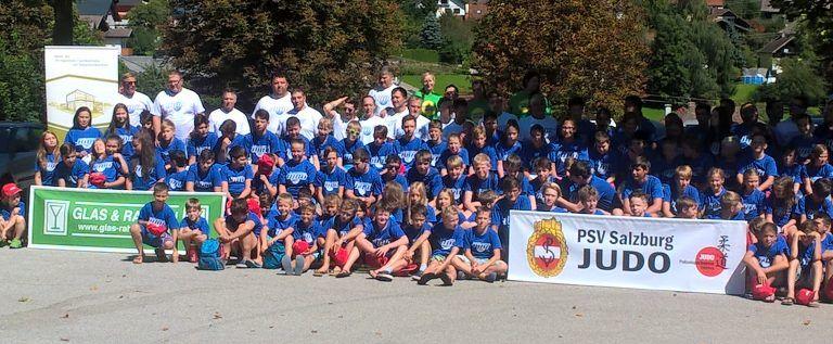 Judoka CSM-ului s-au pregătit pe tatami, în Austria