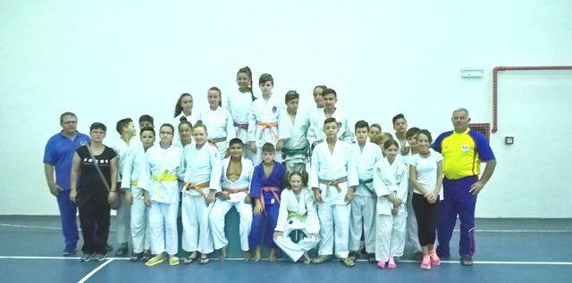 Judoka CSM-ului au cucerit medalii la Cupa Aradului