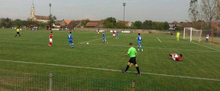Şoimii Lipova, eliminată din Cupa României de Cetate Deva