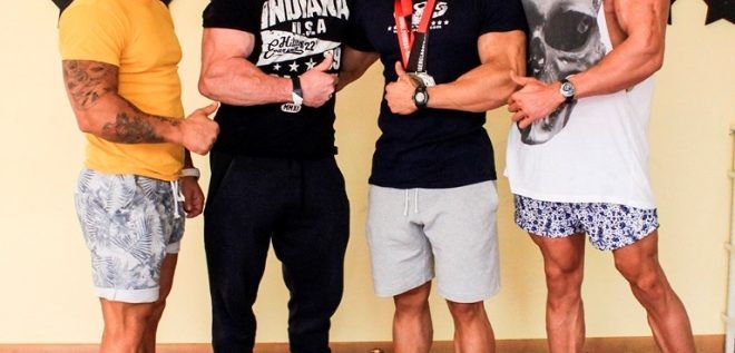 XOX Gym a obținut primul loc la cel mai mare concurs de fitness si culturism din Romania