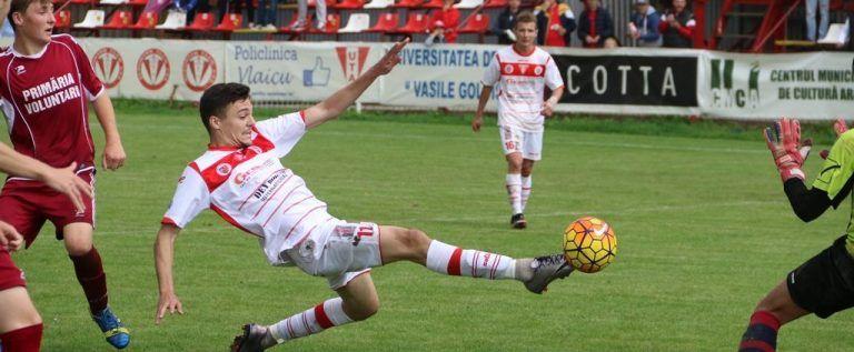Pragmatica UTA: victorie italiană cu Luceafărul, scor 1-0