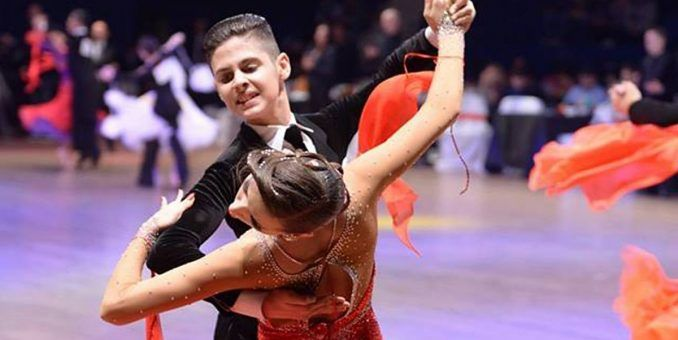 Aradul găzduieşte în octombrie Cupa Ballroom Dance
