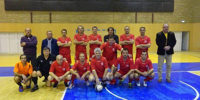 Veteranii UTA-ei, pe locul doi la turneul de la Arad