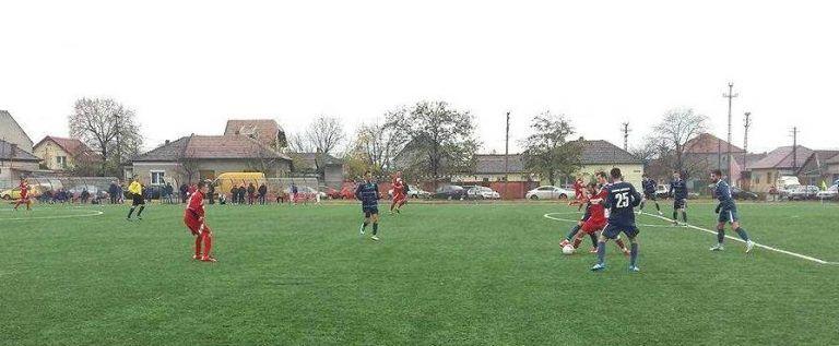 """Lipova câştigă primul meci pe Şega, 3-1 cu """"VI-FE"""""""