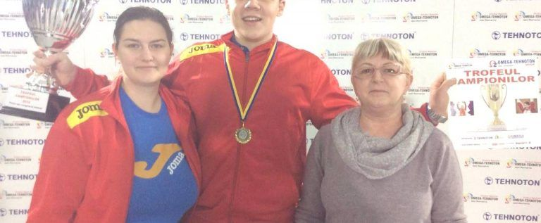 Casian Codrean a triumfat la Turneul Campionilor!