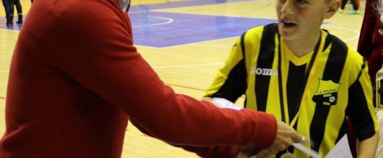 Atletico Arad 2005, campioană la Cupa de Crăciun