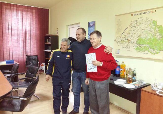 DJST Arad, premiu de recunoaştere pentru un campion mondial