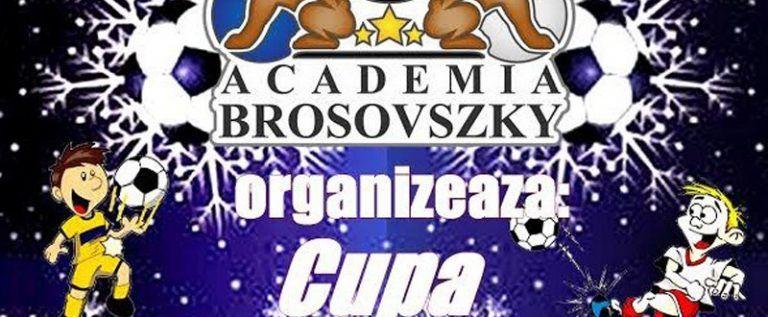 Participare record la a treia ediţie a Cupei Brosovszky