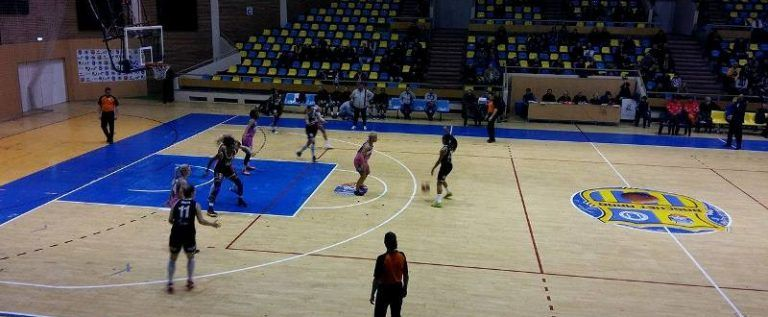 Univ.Goldiş ICIM luptă pentru supravieţuirea în play-off