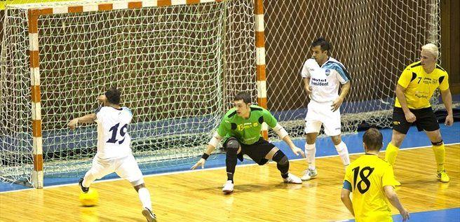 Şimandul are duel de gală, cu campioana României la futsal