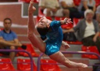 Gimnasta Iulia Berar vizează medalii la Naţionale