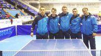 Băieţii de la CSM, în cărţi pentru Superliga de tenis de masă
