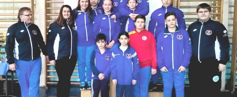 Judoka arădeni au urcat pe podium la Temerin